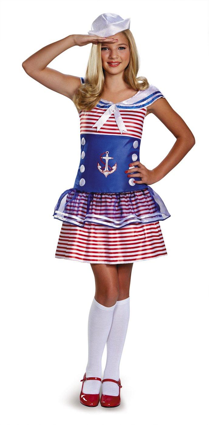 ofreciendo 100% Disguise Dress Up Dolls Sailing Sweetheart Tween Costume, Large Large Large (10-12)  punto de venta en línea