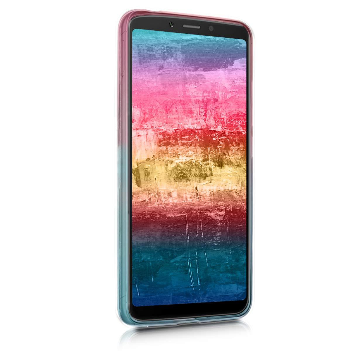 Amazon.com: kwmobile Case for Xiaomi Redmi 6A - Clear TPU ...