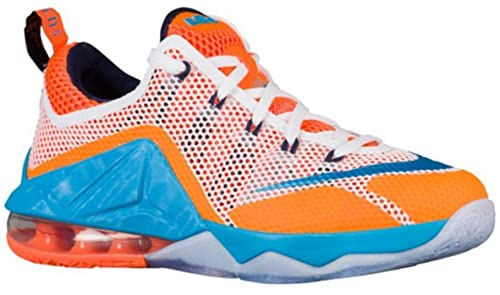 finest selection 403af 5c794 Nike Kids Lebron XII Low (GS) Basketball Shoe Size 6Y  Buy Online at Low  Prices in India - Amazon.in