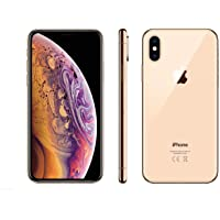 Apple iPhone XS Max, 64GB, Gold - For AT&T / T-Mobile (Renewed)