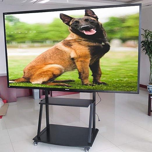 Xue Universal TV Cart, TV Soporte de Pantalla Grande TV Monitor ...