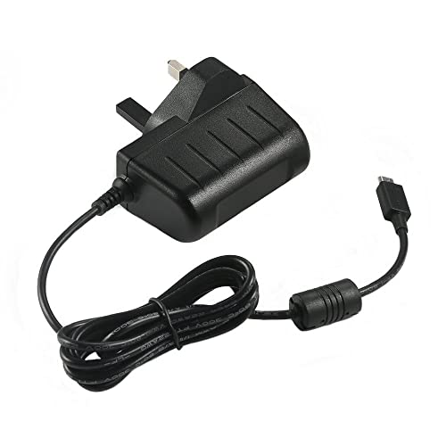 EasyAcc 5V 2A Micro USB Charger Mains Charger Wall Charger For Samsung S7 S6 Edge J5 J3 S5 S4 S3 Tab 3, Huawei P10 lite P Smart, Nokia Lumia 520 1020 920, Moto G, Android/Windows Smartphones, External Battery, More Micro USB Port Devices [4 Feet Length, Black]