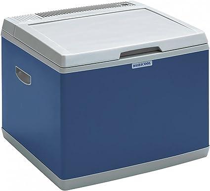 Dometic Waeco Mobicool A40 - Nevera portátil trivalente: 12/230 V y gas, 38 litros de capacidad