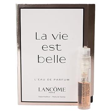 Amazon.com : La Vie Est Belle L'eau De Parfum Vial 1.5ml/0.05oz ...