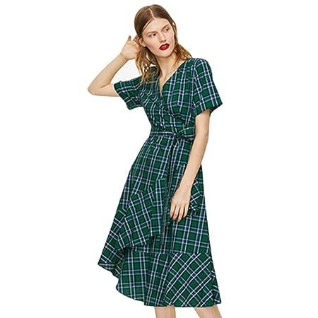 Trajes con falda Vestido Ropa De Verano para Mujer Nueva Elegante ...