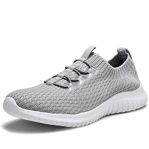 Tiosebon Women's Slip On Casual Running Sneakers