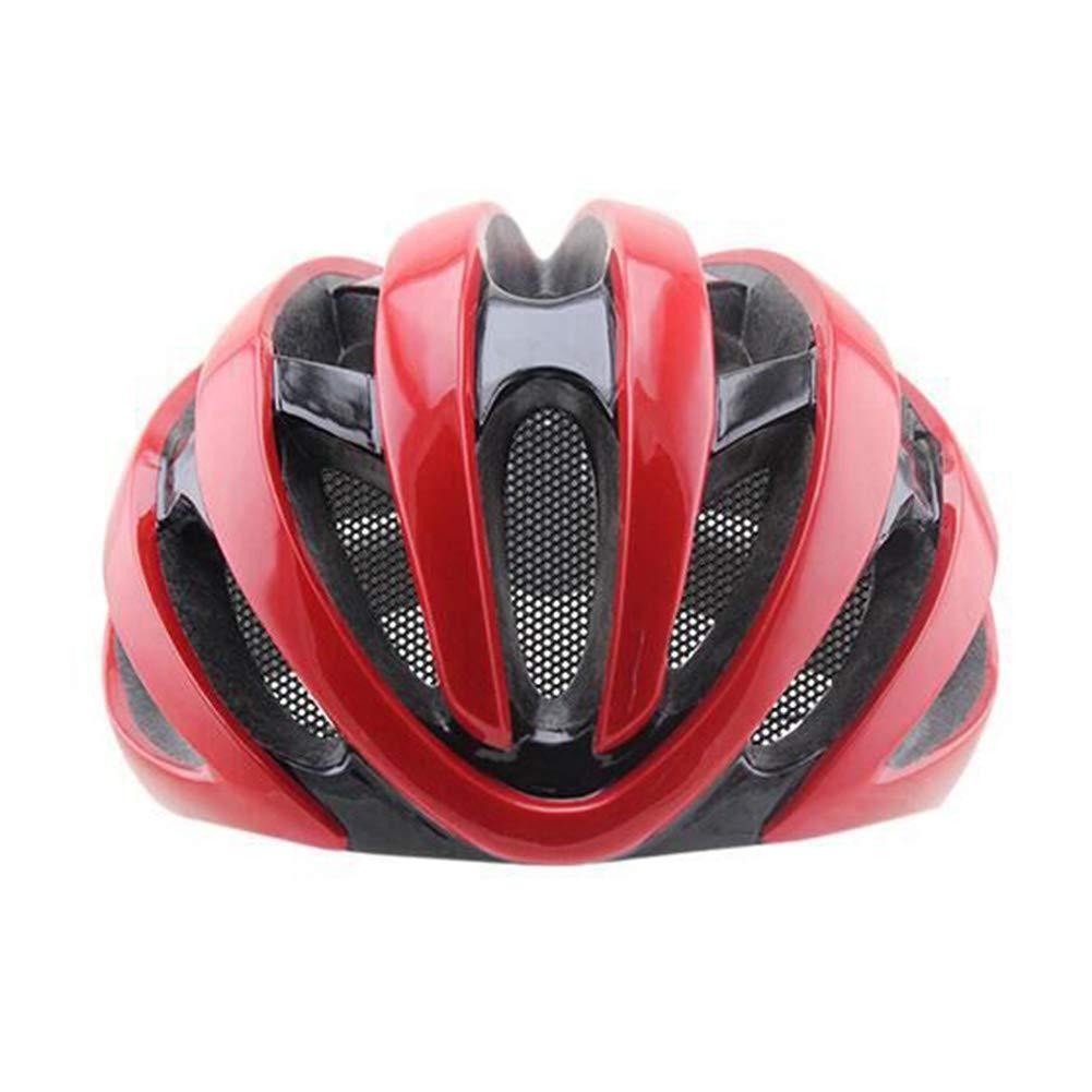 PKNME Fahrradhelm Reiten Sicherheitskappe Mountainbike-Helm Outdoor-Lieferungen für Frauen Männer, Radberg