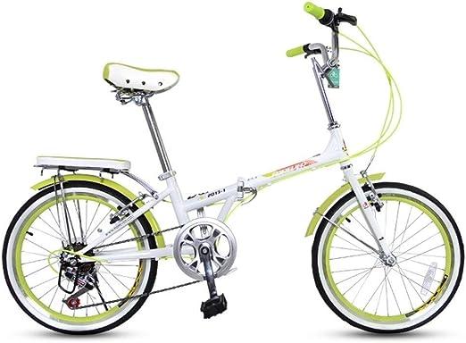 Paseo Mujeres Adultas Y Bicicletas De Montaña Ultra Light Portátil ...