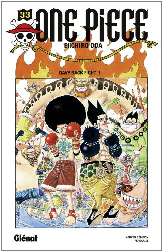 One Piece n° 33 Davy back fight !!