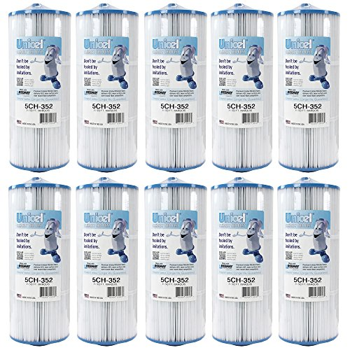 UNICEL 5CH-352-10 Replacement Filter Cartridge (10 Pack)