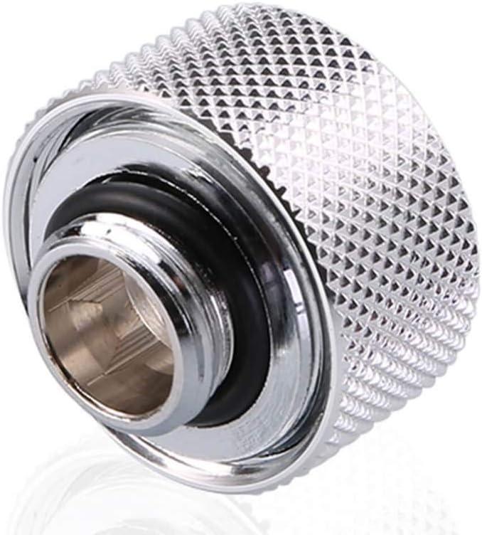 B-FT4-TK Silver Bykski Flex 13mm ID x 19mm OD Fitting