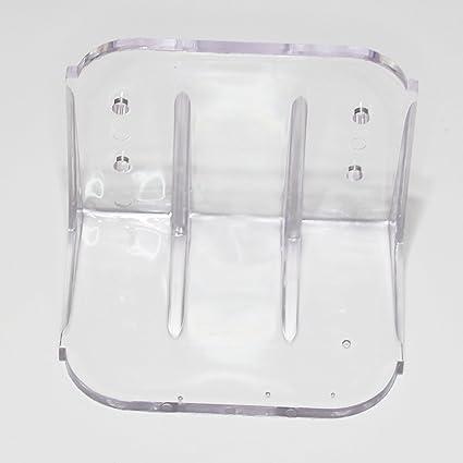 Amazon.com: Plástico Techo acumulación de hielo Guardia ...