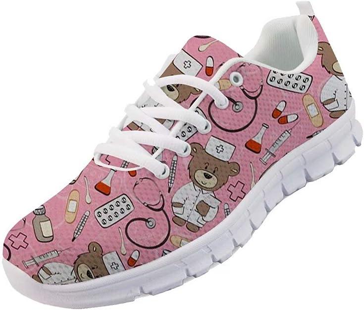 chaqlin - Lindas zapatillas deportivas para mujer con diseño de ...