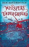 """""""Whispers Under Ground (Rivers of London 3)"""" av Ben Aaronovitch"""