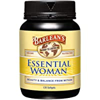 Barlean's Oils Essential Woman, 120 Count Bottle