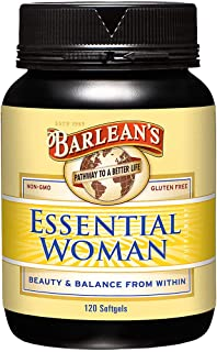 product image for Barlean's Oils Essential Woman, 120 Count Bottle