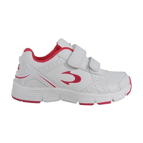 Zapatillas Deporte de Niño y Niña JOHN SMITH RAPINVEL 16V Rosa: Amazon.es: Zapatos y complementos
