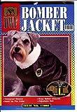 Bomber Jacket – Brown / Large, My Pet Supplies