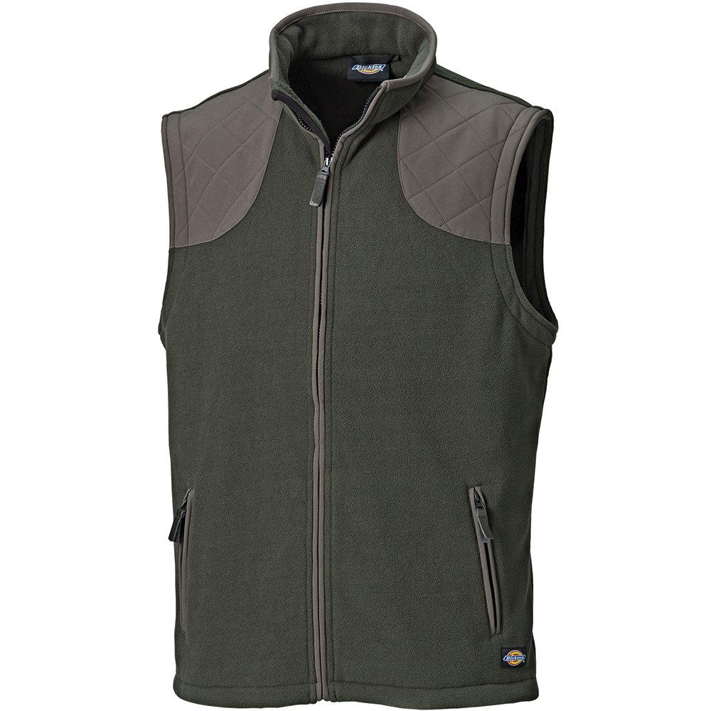 Dickies AG1100 XXL Size 2X-Large'Orland' Body Warmer - Green