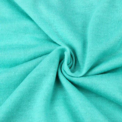 maglia donne maglietta della camicetta canotte casual di Merletto Fortan estate qpwZqX