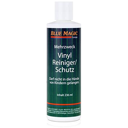 Blue Magic - Limpiador de vinilo para colchones de agua