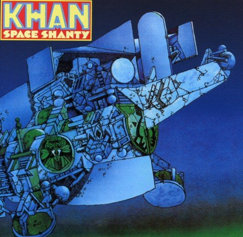 Space Shanty            Khan