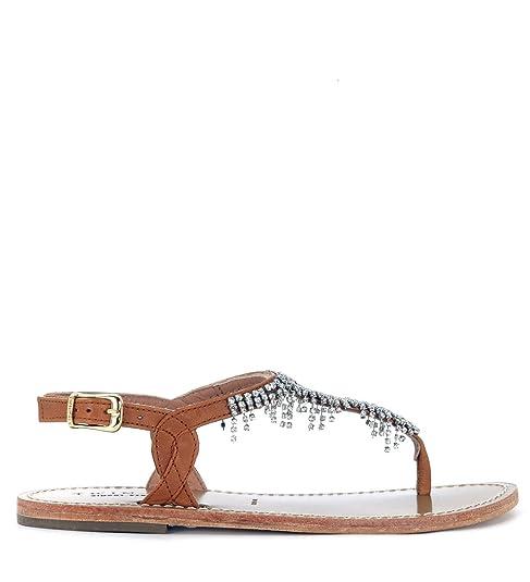 Pelle Borse itScarpe In Twin E Sandalo Set CuoioAmazon Infradito uPZlwOkiTX