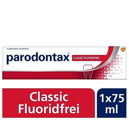 Parodontax 83941 Classic pasta de dientes 75 ml: Amazon.es ...