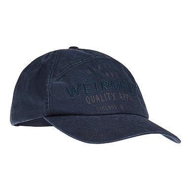 Weird Fish Vepar Printed Baseball Cap Navy Size One  Amazon.co.uk  Clothing 372623995799