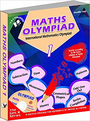 Buy International Maths Olympiad - Class 1 with CD: Theories with