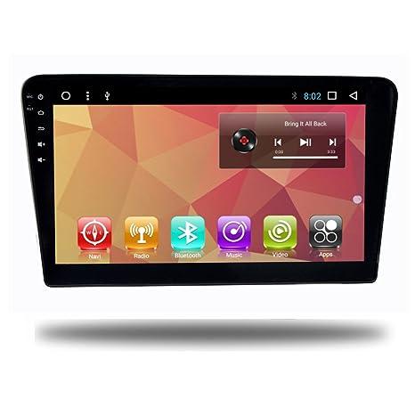 Reproductor Multimedia GPS para Coche Android 7.1 DE 10,2 Pulgadas para Volkswagen VW Santana