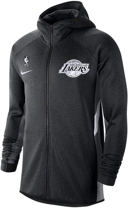 Los Angeles Lakers Showtime Nike Therma Flex NBA Hoodie für