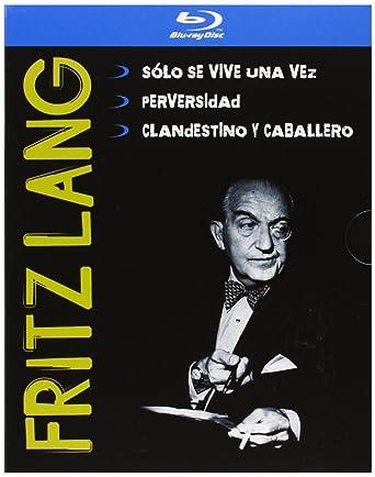 Pack Fritz Lang [Blu-ray]: Amazon.es: Gary Cooper, Fritz Lang, Gary Cooper, Warner Bros. Entertainment: Cine y Series TV