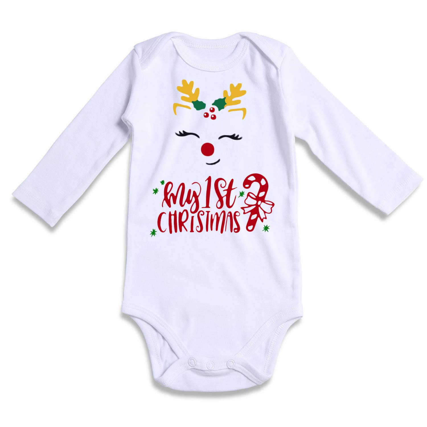 Cute Baby Deer Romper Funny Newborn Infant Baby