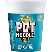 Pot Noodle Sweet & Sour Flavour - 90g - Pack of 2 (90g x 2)