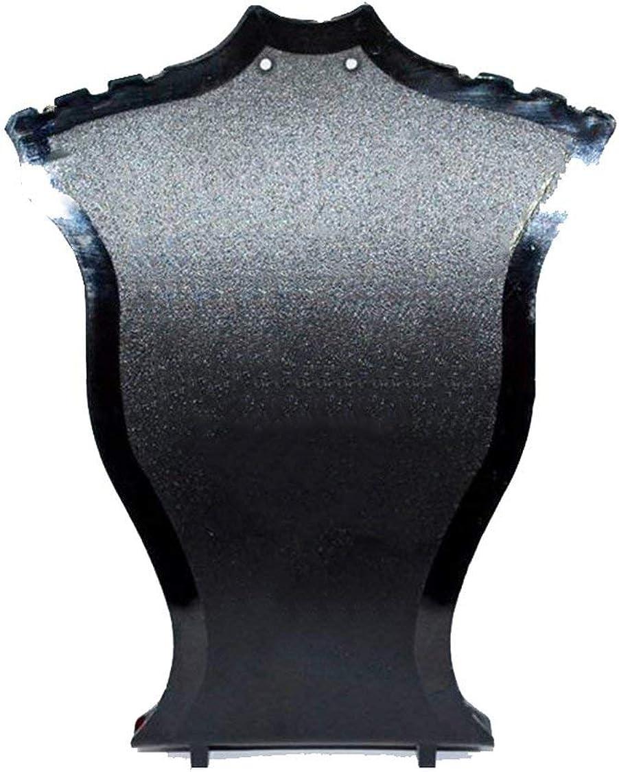 FancysweetyFR Support de Collier en Plastique en Forme d/éventail Support de Boucle doreille Bracelet Pr/ésentoir de Bijoux Support de Bijoux cr/éatif