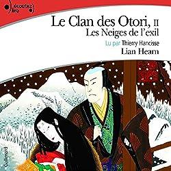 Les Neiges de l'exil (Le Clan des Otori 2)