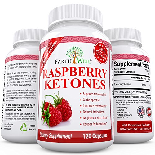 Raspberry capsules for weight loss