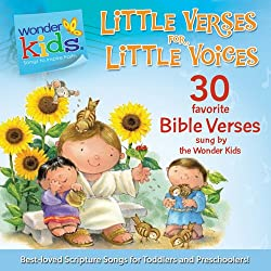 Little Verses For Little Voices (Wonder Kids: Music)