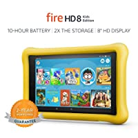 Deals on Fire HD 8 Kids Edition Tablet 8-in HD Display 32GB