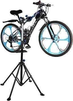 CLAUKING pie de Taller para Bicicleta, Bicicleta de reparación ...