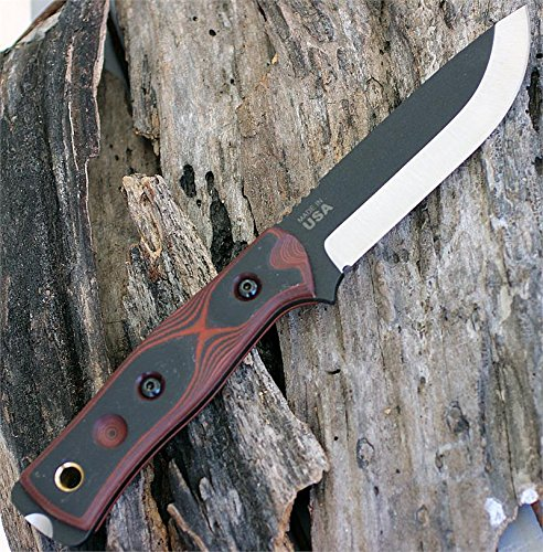 TOPS Brothers Bushcraft Survival BROS 01RB
