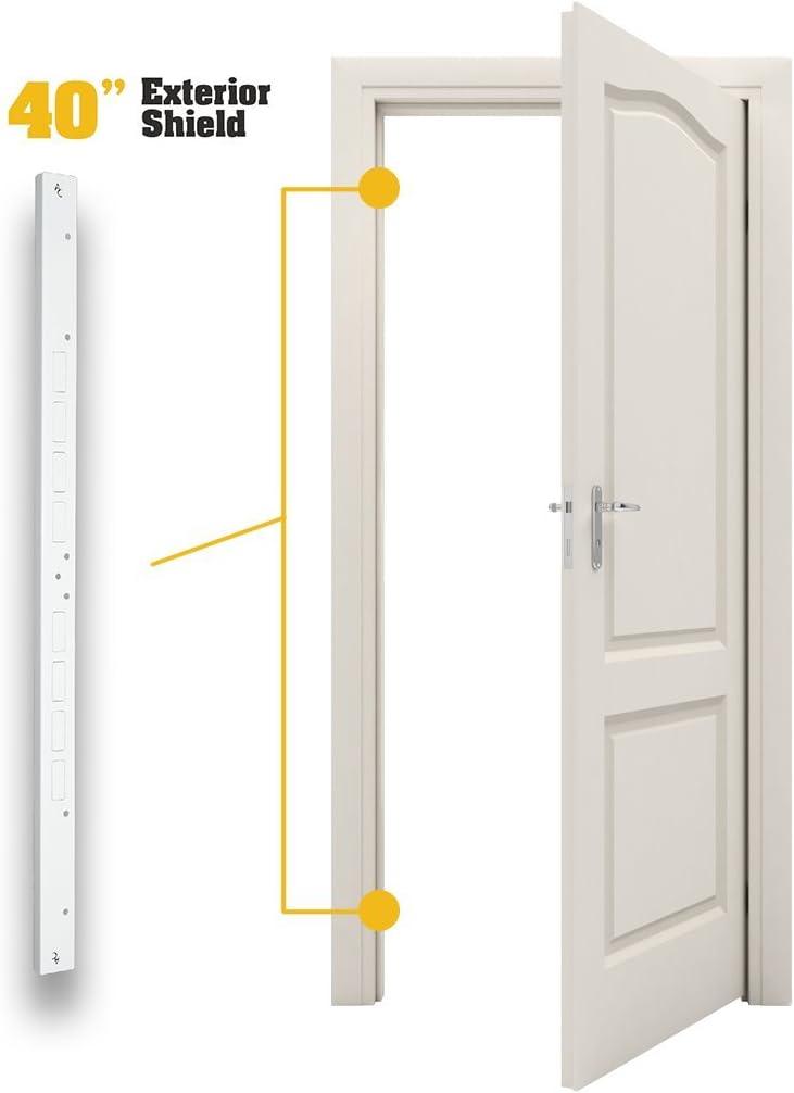 Boxed Front Right Outside Door Handle Reinforcement-Handle Exterior Door