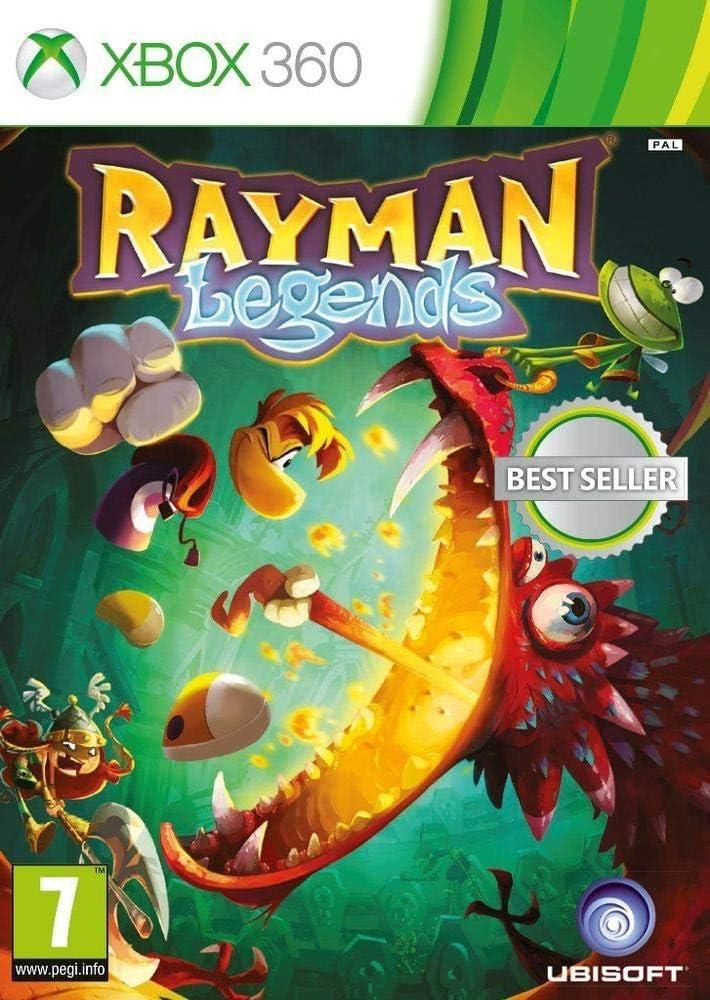Rayman Legends - Best Seller [Importación Francesa]: Amazon.es ...