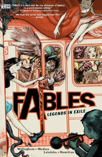 Amazon fables vol 1 legends in exile fables graphic novels fables vol 1 legends in exile fables graphic novels by fandeluxe Image collections