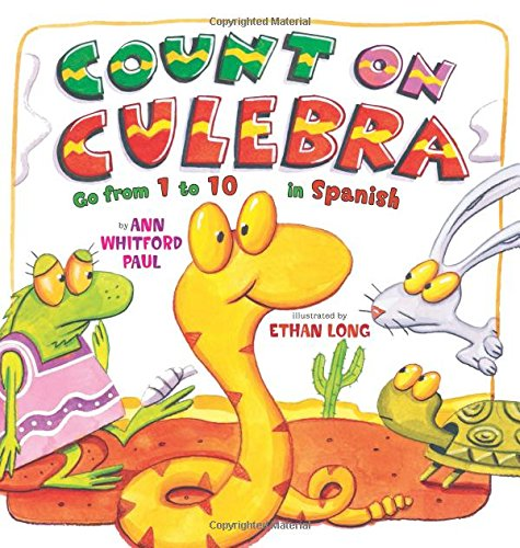 Count on Culebra: Go From 1 to 10 in Spanish pdf
