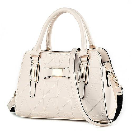 f3fb59acb047 XIN BARLEY Fashion Pu Leather Shoulder Bag Sexy Handbag for Women