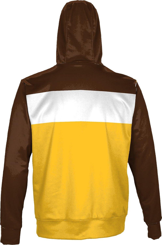 University of Wyoming Boys Zipper Hoodie School Spirit Sweatshirt Prime