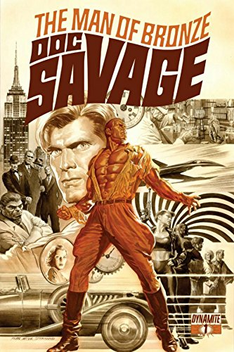 The man of bronze doc savage kindle edition by kenneth robeson the man of bronze doc savage by robeson kenneth fandeluxe Gallery
