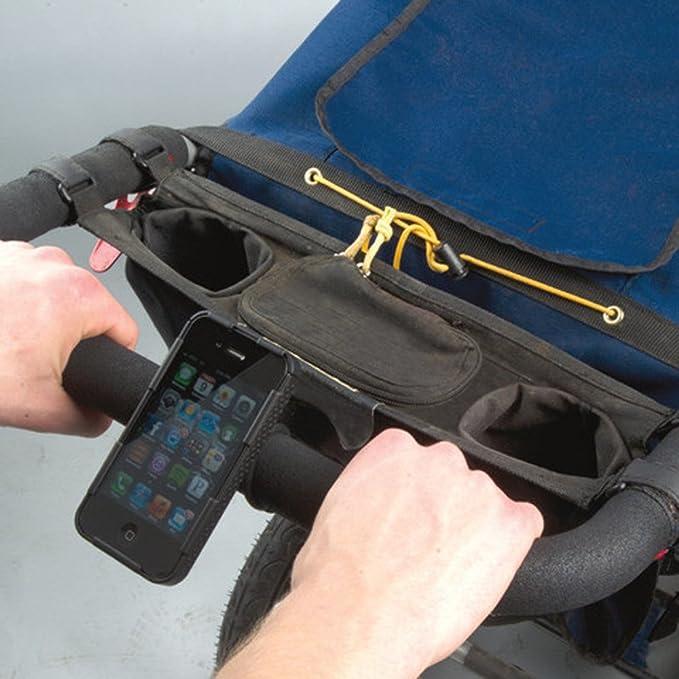 Amazon.com: NITAJ CNTMM-08 Connect Mobile Mount - Mount - Retail Packaging - Black: Cell Phones & Accessories